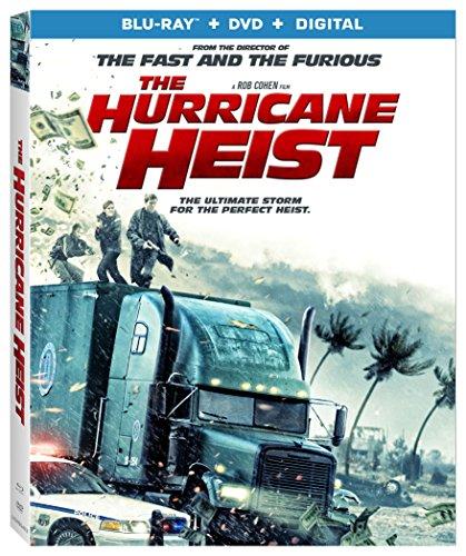The Hurricane Heist [Blu-ray]