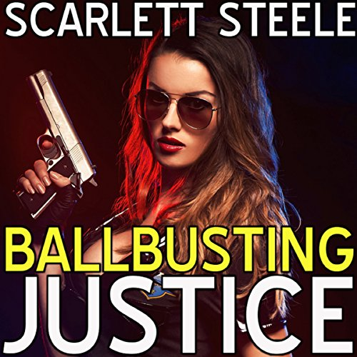 Ballbusting Justice cover art