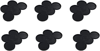 6 Pack - 32mm 5-Model Cloud Formation Orcs - Movement Tray   Great for Age of Sigmar, Warhammer 40K & Apocalypse