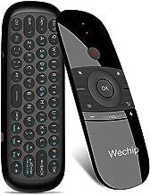 WeChip Mini Air Fly Mouse Remote 2.4G Control de detección de movimiento con teclado para Android TV Box/PC/TV