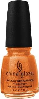 China Glaze Orange Marmalade 80221 Nail Polish