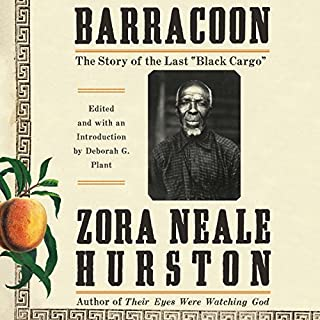Barracoon audiobook cover art
