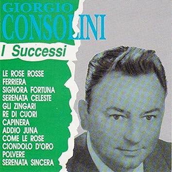 I successi di Giorgio Consolini