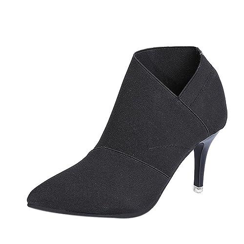 48d706624fd Womens Shoe Boots: Amazon.co.uk