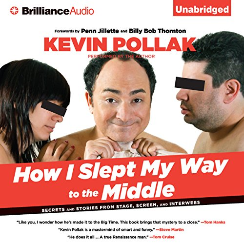 How I Slept My Way to the Middle audiobook cover art