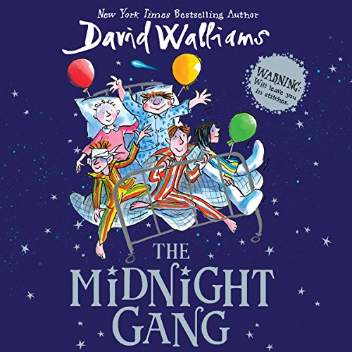Couverture de The Midnight Gang
