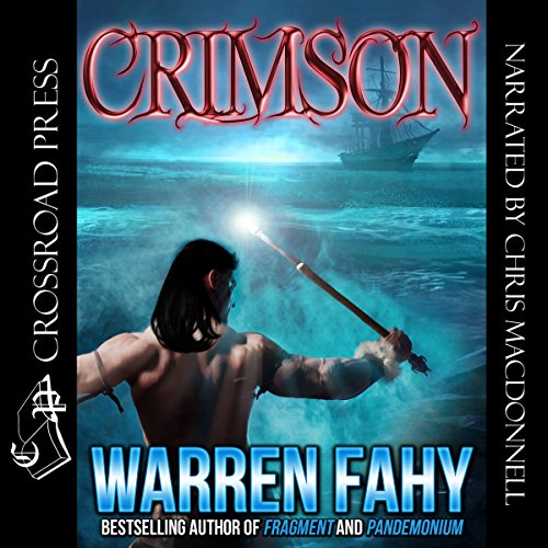 Crimson                   By:                                                                                                                                 Warren Fahy                               Narrated by:                                                                                                                                 Chris MacDonnell                      Length: 17 hrs and 6 mins     4 ratings     Overall 3.3