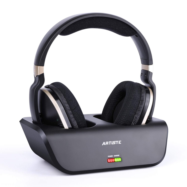 ARTISTE Wireless Headphones Transmitter Rechargeable