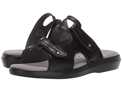 Propet Marina Slide (Black) Women