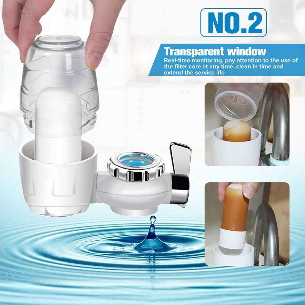 Sistema de filtrado de filtro de agua con filtros de agua ultra ...