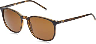 Ray-Ban Men's Rb4387 Round Sunglasses