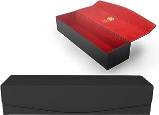 Dex Protection Supreme One Row Deck Box Black - Holds 1000 CCG/TCG Cards / Magic Decks