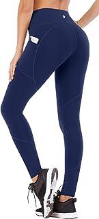 Ewedoos Yoga Pants for Women with Pockets High Waisted Leggings for Women Workout Leggings with Pockets Womens Leggings