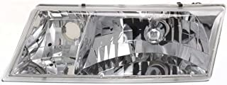 Newmar Mountain Aire 37ft 2000-2004 RV Motorhome Left (Driver) Replacement Headlight Head Light Front Lamp