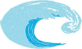 Costa Del Mar Wave Decal-Large