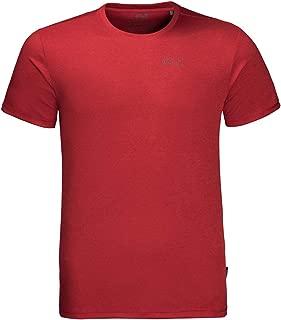Jack Wolfskin Mens 2019 Sky Range T-Shirt