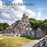 Mexico Antiguo / Ancient Mexico 2020 12 x 12 Inch Monthly Square Wall Calendar, Ancient Mexico (Spanish and English Edition)
