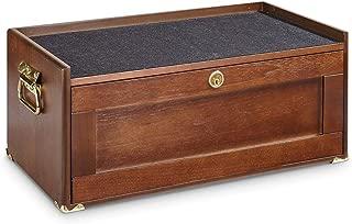 CASTLECREEK 4 Drawer Storage Base, Walnut