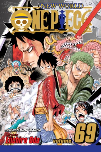 One Piece, Vol. 69: S.A.D. (One Piece Graphic Novel) (English Edition)