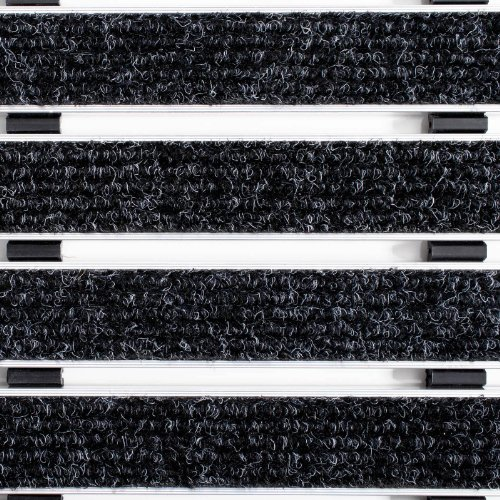 etm Alu Fußmatte Elegant Mat - 2 Größen - anthrazit 2