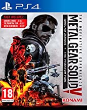 Konami Metal Gear Solid V: The Definitive Experience - Playstation 4 Standard Edition - Euro