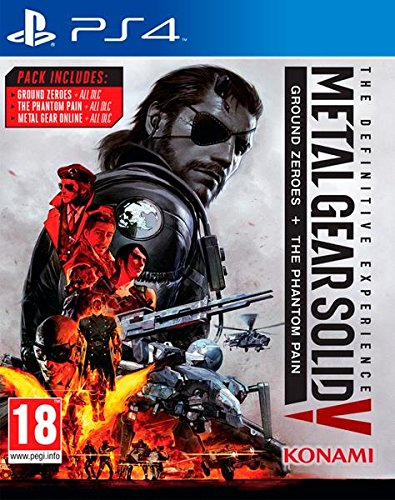 Metal Gear Solid V: Definitive Experience Standard [PlayStation 4] [ ]