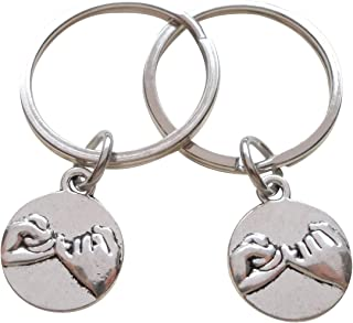 Best pinky promise charm Reviews