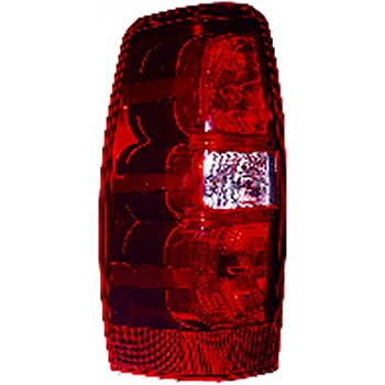 Depo 335-1931L-AS Chevrolet Avalanche Driver Side Replacement Taillight Assembly