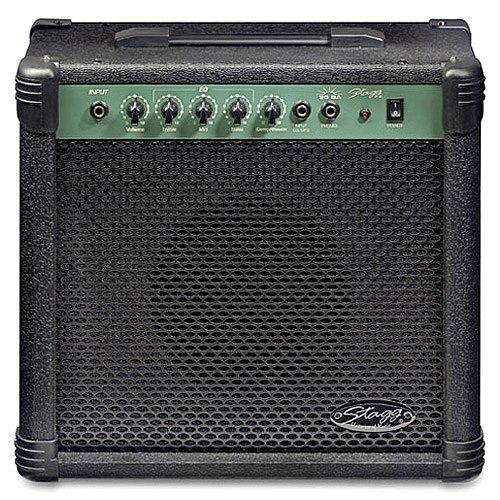 Stagg 20 BA EU Amplificatore 20W per Basso Elettrico