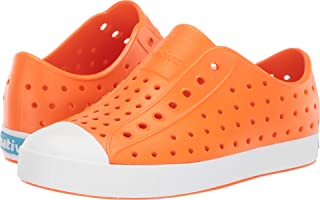 Kids Shoes Unisex Jefferson (Little Kid/Big Kid) City Orange/Shell White 1 M US Little Kid