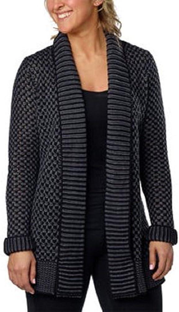 Matty M. Ladies' Shawl Collar Cardigan