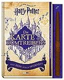 Aus den Filmen zu Harry Potter: Die Karte des Rumtreibers - Eine Reise durch Hogwarts - Erinn Pascal