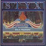 Songtexte von Styx - Paradise Theatre