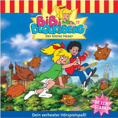 Der kleine Hexer audiobook cover art