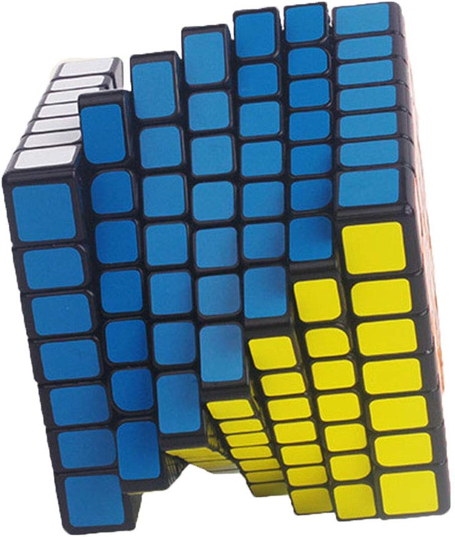 Three-dimensional puzzle Zauberwürfel 3. Ordnung in Form und glattes schrges Kinder-Intelligenzspielzeug zum Puzzeln und Quiz (6.75  6.75  6.75cm)