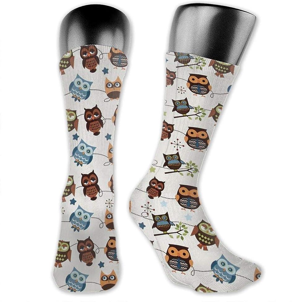 愛情深い追跡ジャンクションMKLOS 通気性 圧縮ソックス Breathable Over Knee Thigh Socks High Thigh Stockings High Boot Thigh New Yorkie Christmas Socks Women Girl