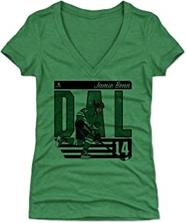 500 LEVEL Jamie Benn Women's Shirt - Dallas Hockey Shirt for Women - Jamie Benn City