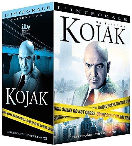 Kojak-L'intégrale Saisons 1 à 6 [DVD]