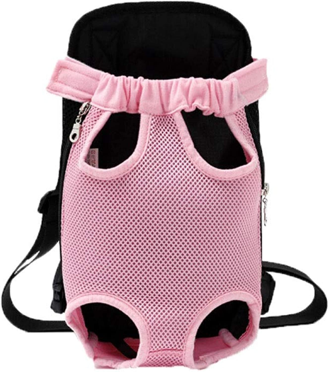 2f1b9b6407ad Guyuexuan Pet Backpack, Dog Backpack, Out Portable Backpack, Canvas ...