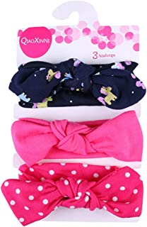 PLENTOP Baby Girls Headbands Newborn Infant Toddler Hairbands and Bows Child Hair Accessories