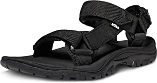 Women's Outdoor Hiking Sandals, Comfortable Summer Sport Sandals, Athletic Walking Water Shoes