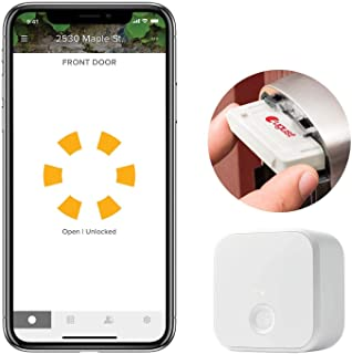 Yale Wi-Fi and Bluetooth Upgrade Kit for Assure Locks and Assure Levers - Works with the Yale Access App, Amazon Alexa, Go...