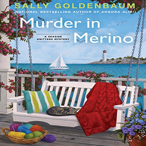 Murder in Merino audiobook cover art