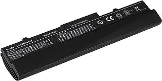 Mitsuru 4400 mAh batería para portátil Asus Eee PC 1101 1101HA 1101HGO 1101HA - MU1X 1101HA - MU1X - BK 105VWTC 1001 1001HA 1001 P 1001PQ 1001PQD 1101HA - M R101-WHI001S 1001PX - BLK3X 1001PX - BLK003X 1001PX - WHI0065 1001PX - WHI002X sustituye a Asus 0-OA001B9000 0B20 - 00KA0AS 70-OA1B1B2100 90-OA001B9100 90-XB16OABT00000Q AL32-1005 ML31-1005 PL32-1005 TL31-1005 AL31-1005 90-OA001B9000 90-XB0ROABT00000Q 90-XB2COABT00000Q ML32-1005 990AAS168288