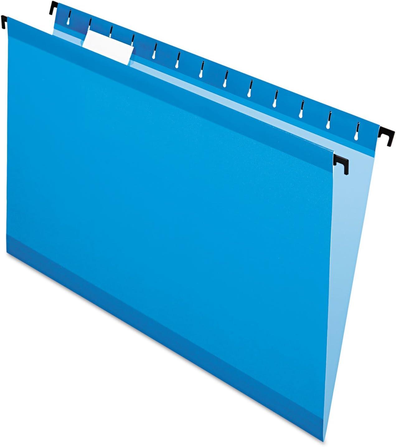 PFX615315BLU - Pendaflex SureHook Hanging Folders Many popular brands New Free Shipping Tech.
