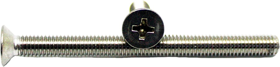 M 1,6 DIN 965 Modellbauschrauben Senkschraube 100, 1,6 x 8 Senkkopfschraube Kreuzschlitz