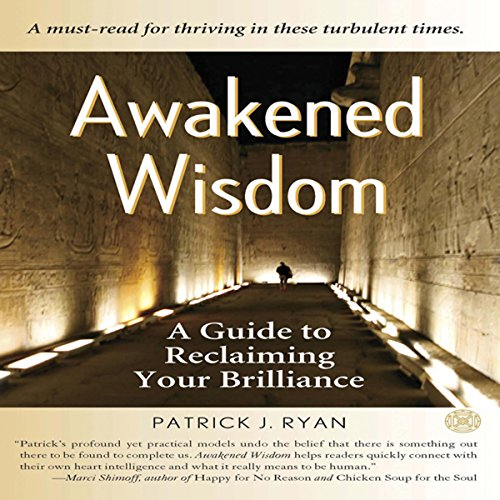 Awakened Wisdom audiobook cover art