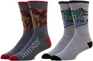 Harry Potter Two Pack House Socks