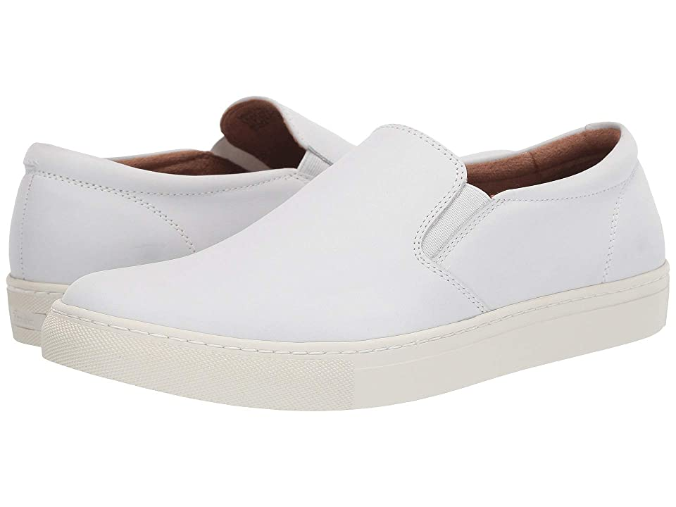 Florsheim Verge Gore Slip-On (White) Men