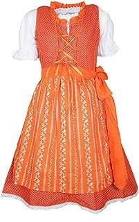 MS-Trachten Kinder Dirndl Trachtenkleid Ella 3 teilig